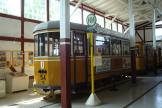 Aarhus sidecar 54 inside the depot Gl. Valby remise (2014).