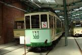 Magdeburg sidecar 2002 at the museum Museumsdepot Sudenburg (2014).
