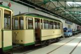 Magdeburg sidecar 352 at the museum Museumsdepot Sudenburg (2014).