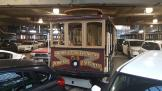 San Francisco cable car 54 inside the depot Washington & Mason (2019).