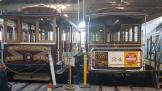 San Francisco cable car 56 inside the depot Washington & Mason (2019).