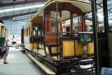 Sydney railcar 393 at the museum Sydney Tramway Museum (2015)