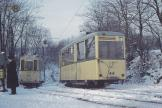 Wuppertal railcar 141 on regional line 5 at the stop Greuel.