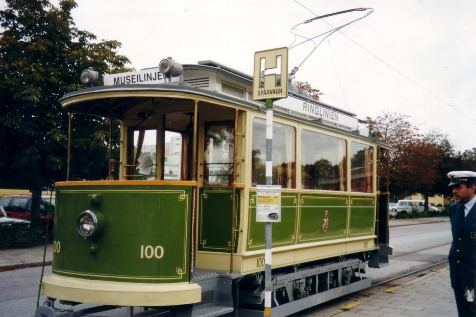 Trams from all over the world