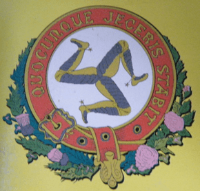 Manx Electric Railway Society (MERS) logo