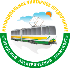 Municipal Unitary Enterprise Urban Electric Vehicles (MUP UEV) logo
